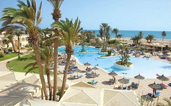 Djerba tunesi sunjets zet 5 tophotels op een rijtje for Hotel zephir spa djerba promovacances
