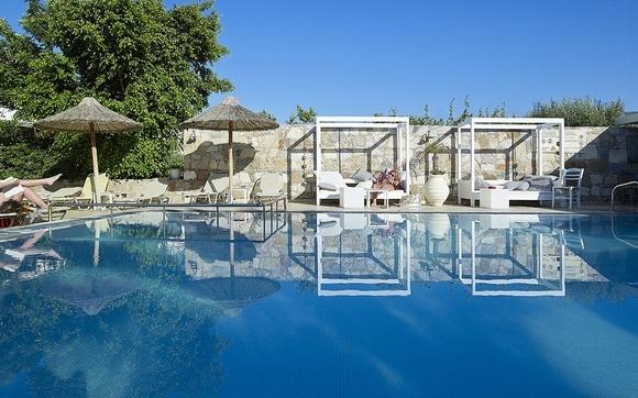 Boek nu een last minute naar kreta bij sunweb zomerbrochure for Design boutique hotel kreta