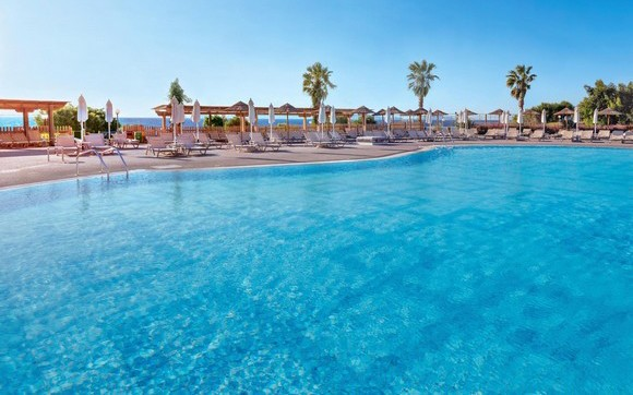 Hotel Grand Blue Beach Resort