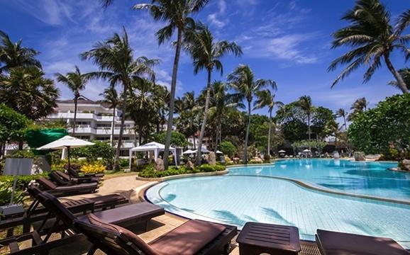 Thailand zwembad